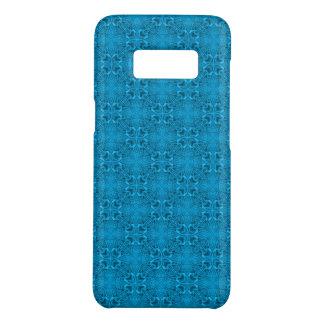 As capas de telefone do caleidoscópio   dos azuis