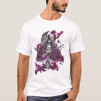 Ás de espada, alvo camiseta
