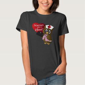 As enfermeiras dão uma buzina! t-shirt