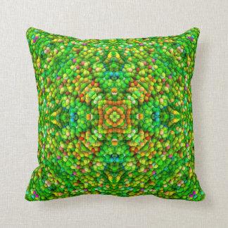 As ervilhas sejam com você travesseiro almofada