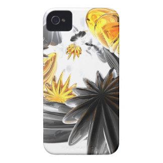 As estrelas de queda abstraem a caixa corajosa de capa para iPhone 4 Case-Mate