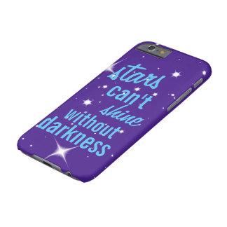 As estrelas não podem brilhar sem capa de telefone
