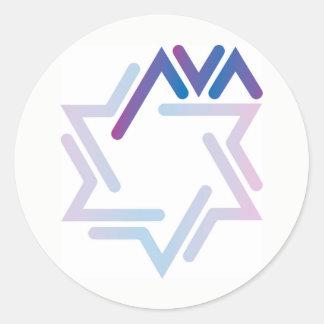 As etiquetas de Ava