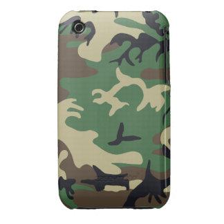 As forças armadas camuflam mal o iPhone 3G/3G Cas