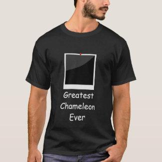 As GRANDES camisetas engraçadas do camaleão nunca