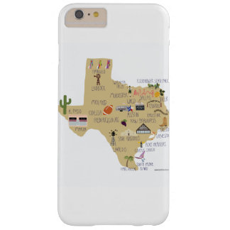 As grandes capas de iphone do estado do Texas