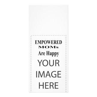 As mães AUTORIZADAS série do artista do MUSEU estã Panfletos Informativos Personalizados