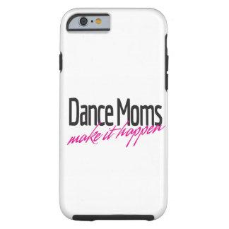 As mães da dança fazem-no acontecer capa de