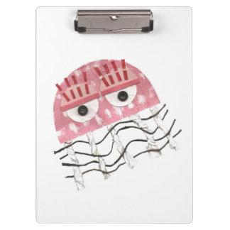 As medusa não penteiam nenhuma prancheta do fundo
