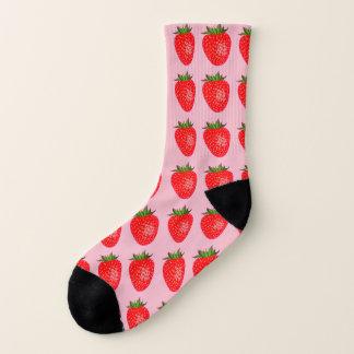 As meias bonitos das mulheres