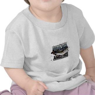 As melhores camisas de T para pescadores baixos e T-shirts