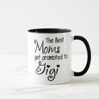 As melhores mães obtêm promovidas à caneca de café