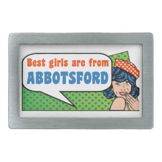 As melhores meninas são de Abbotsford