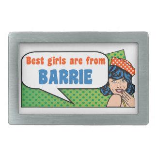 As melhores meninas são de Barrie