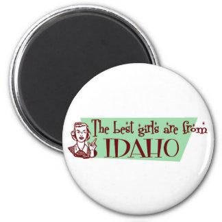As melhores meninas são de Idaho Ima De Geladeira