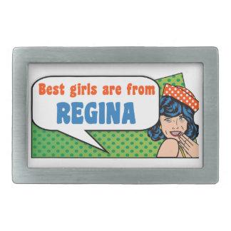 As melhores meninas são de Regina