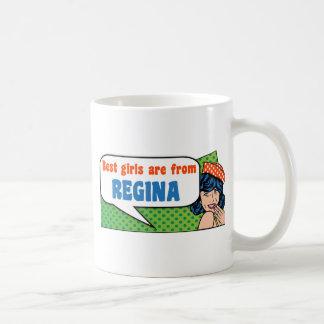 As melhores meninas são de Regina Caneca De Café