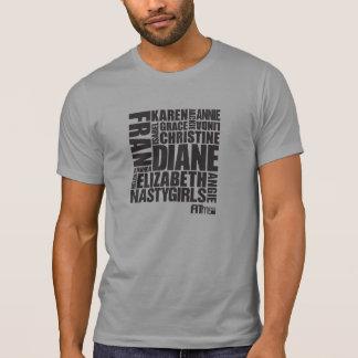 """As meninas """" camiseta"""
