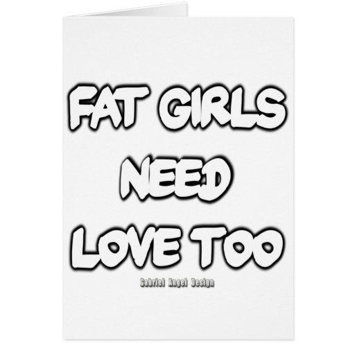 Meninas amor gorda galos