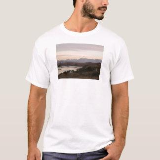 As montanhas de Cuillin na ilha de Skye em Camiseta