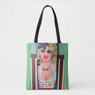As mulheres bem comportadas do saco de bolsa fazem