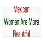 As mulheres mexicanas são mais bonitas convites personalizados
