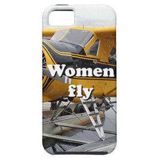 As mulheres voam: plano do flutuador, capa do