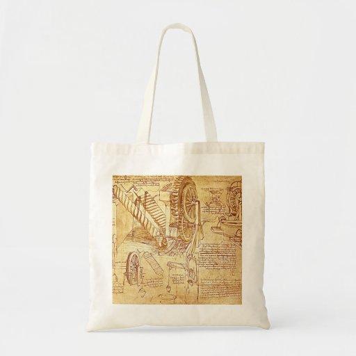 As notas de da Vinci Bolsas