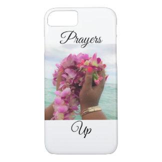 As orações levantam capas de iphone
