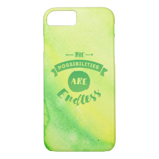 As possibilidades são capas de iphone verdes