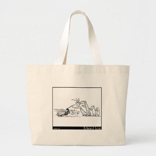 As quatro crianças bolsas para compras