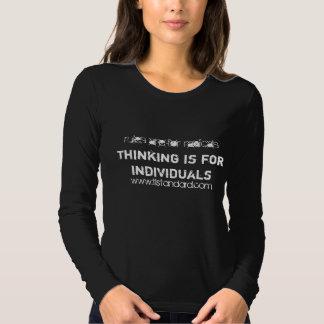 As regras são para radicais tshirt