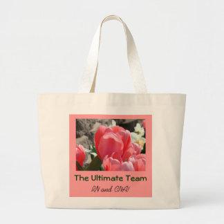As sacolas finais RN da equipe & PODEM presentes d Bolsa De Lona