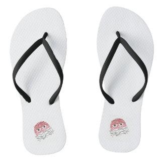 As sandálias das mulheres do pente das medusa