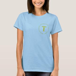 """As senhoras couberam T """"Tim 40th """" Camiseta"""