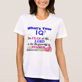 As senhoras Preach a camisa Camisetas