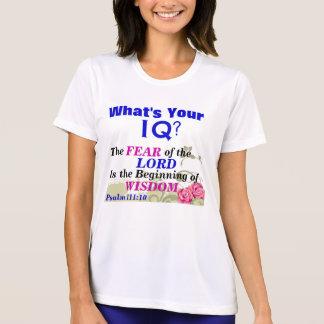 As senhoras Preach a camisa Tshirts