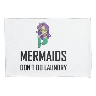 As sereias não fazem a lavanderia