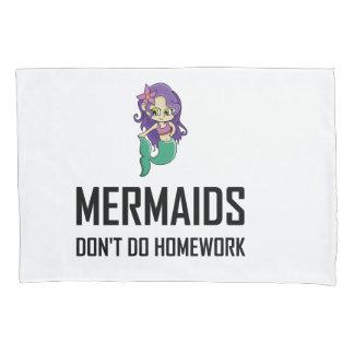 As sereias não fazem trabalhos de casa