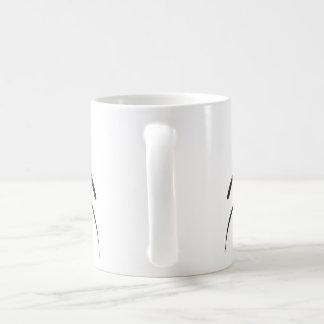 As suiças do gato caneca de café