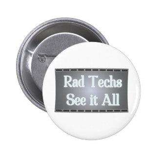 As tecnologias do Rad consideram-no todo (o filme  Bóton Redondo 5.08cm