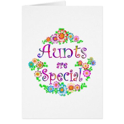 As TIAS são especiais Cartão