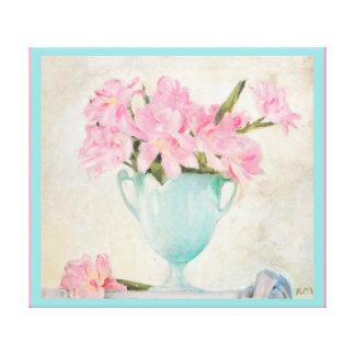 As tulipas do papagaio de Koloman Moser florescera Impressão Em Tela Canvas