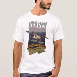 Asas 1 de Ros do castor Camiseta
