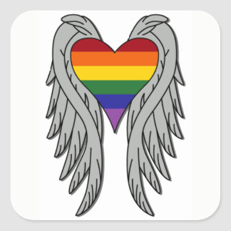 Asas da mudança, grande etiqueta do orgulho gay