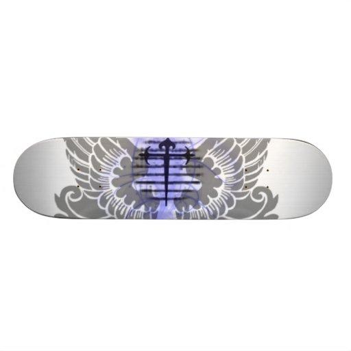 Asas de um anjo skate boards