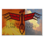 Ascensão de Phoenix Posters