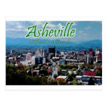 Asheville… diferente é boa! cartoes postais