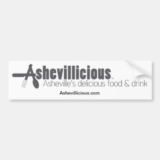 Ashevillicious Adesivo Para Carro