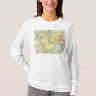 Ásia do sudoeste camiseta